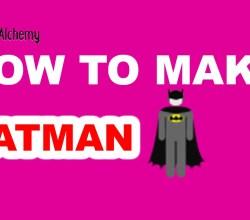 How to Make Batman in Little Alchemy