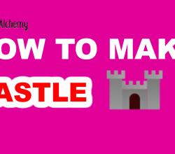 How to Make Castle in Little Alchemy