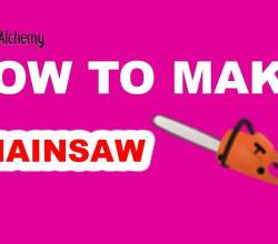 How to Make Chainsaw in Little Alchemy