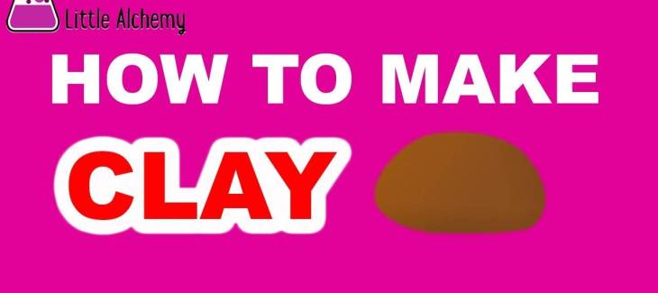 How to Make Clay in Little Alchemy