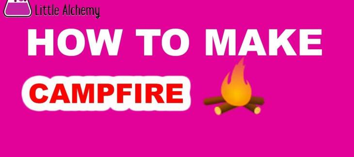 How to Make a Campfire in Little Alchemy