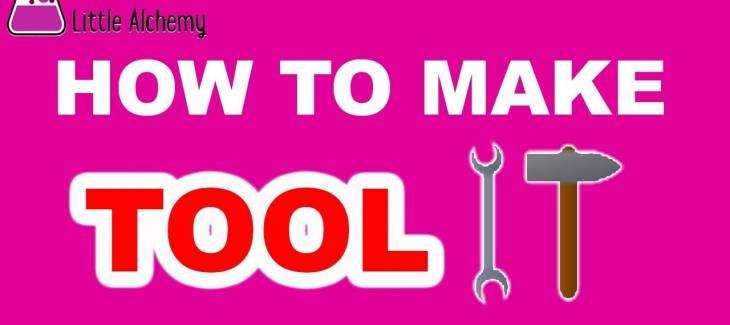 how to make tool in little alchemy