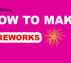 How to Make Fireworks in Little Alchemy
