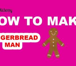 How to Make a Gingerbread man in Little Alchemy