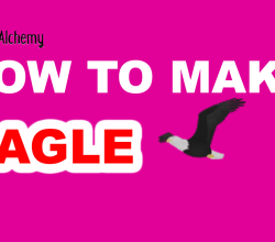 How to Make an Eagle in Little Alchemy