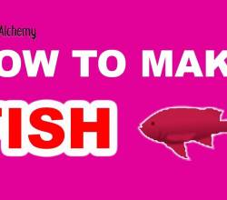 How to Make a Fish in Little Alchemy