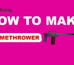 How to Make a Flamethrower in Little Alchemy