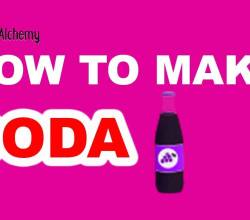 How to Make Soda in Little Alchemy