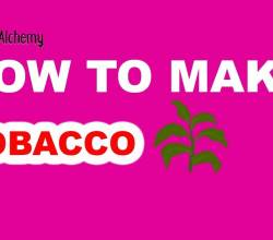How to Make Tobacco in Little Alchemy