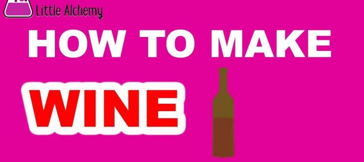 How to Make Wine in Little Alchemy