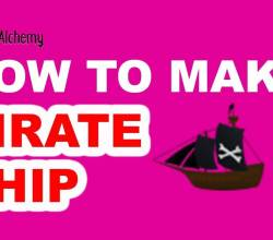 How to Make a Pirate Ship in Little Alchemy