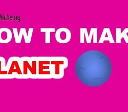 How to Make a Planet in Little Alchemy