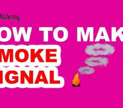How to Make a Smoke Signal in Little Alchemy