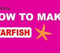 How to Make a Starfish in Little Alchemy