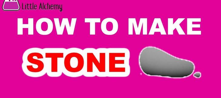 How to Make a Stone in Little Alchemy