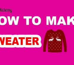 How to Make a Sweater in Little Alchemy