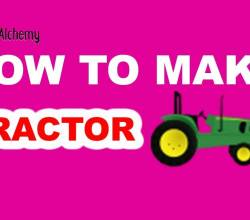 How to Make a Tractor in Little Alchemy