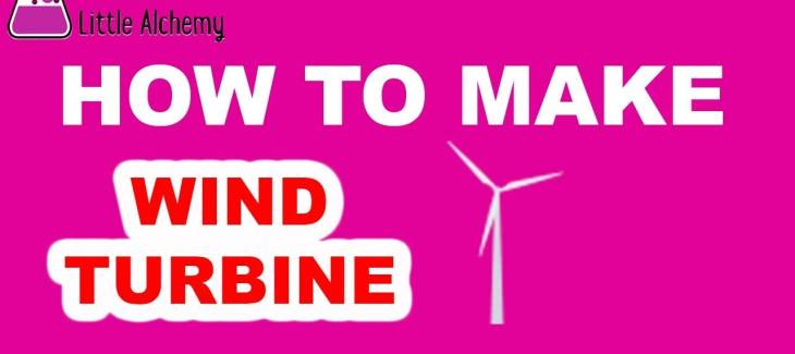 How to Make a Wind Turbine in Little Alchemy