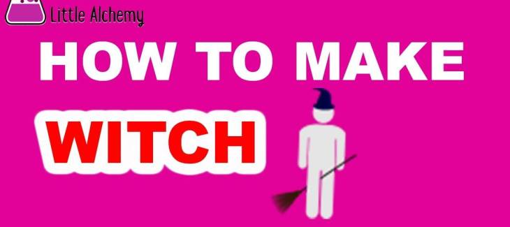 How to Make a Witch in Little Alchemy