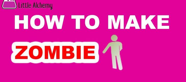 How to Make a Zombie in Little Alchemy