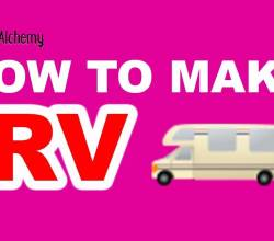 How to Make an RV in Little Alchemy
