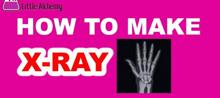 How to Make an X-Ray in Little Alchemy