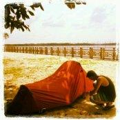 Maman Beach Campsite