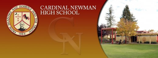 High Ca Newman School Basketball Santa Rosa Cardinal