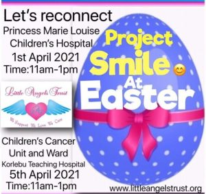 Easter Reconnection in Ghana