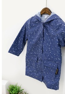 Says Woo Borny Raincoat Midnight Star
