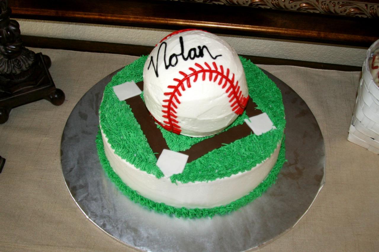 Baseball Cakes – Decoration Ideas