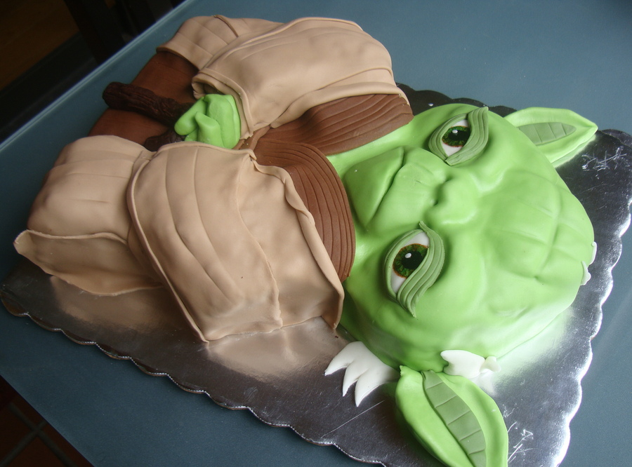 Yoda Birthday Cake Chapter 13 Reorganization Total Fleet Service