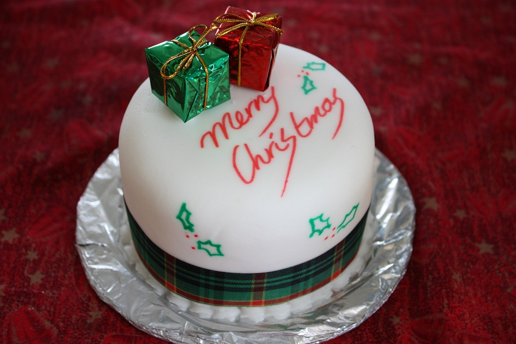 Christmas Cakes – Decoration Ideas