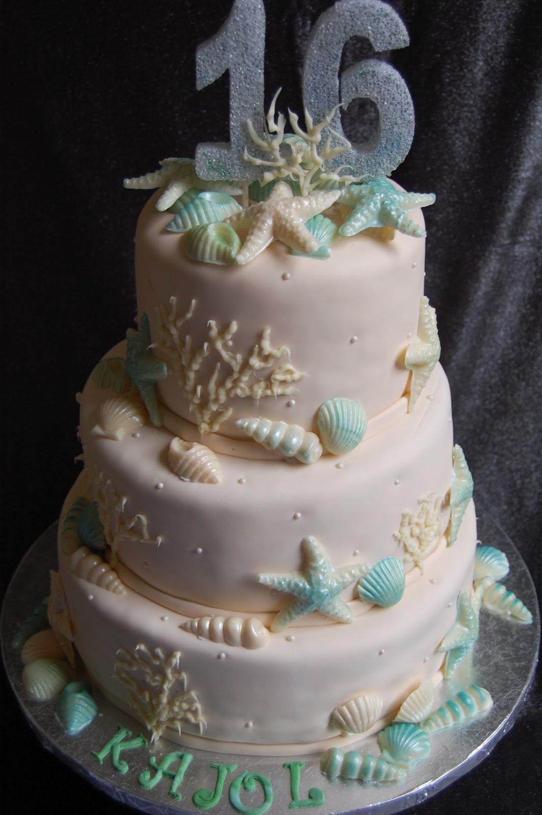 Sweet 16 Cake Ideas : sweet, ideas, Sweet, Cakes, Decoration, Ideas, Little, Birthday