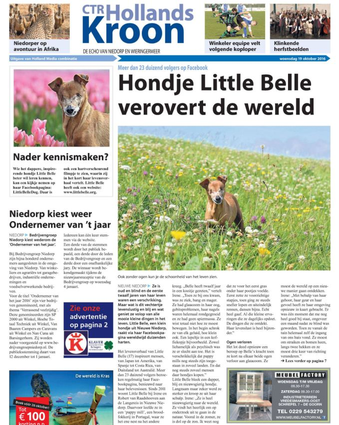 article-newspaper-hollands-kroon-little-belle-20102016-1-pdf-kopie