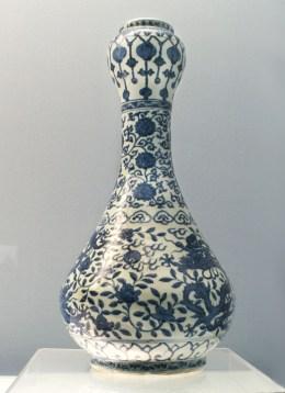 Vase aus der Ming-Dynastie (1368-1644), Shanghai Museum
