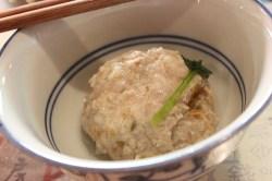 Yangzhou-Spezialität: Chinesischer Knödel (schmeckt fast wie in Deutschland)