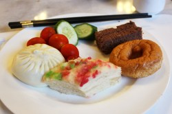 Frühstück in Yangzhou