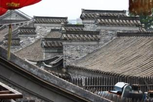 Altstadt von Yangzhou, China