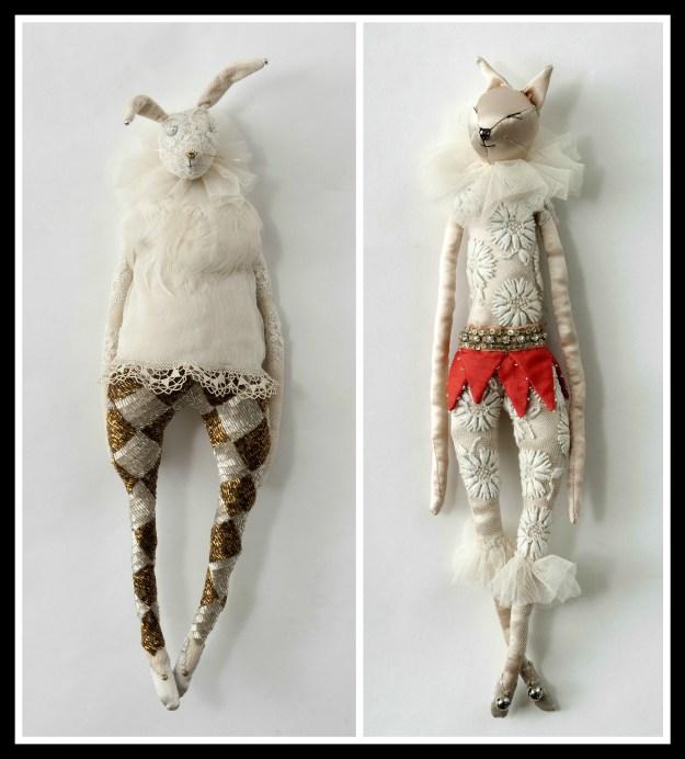 Alice Mary Lynch Temperley dolls