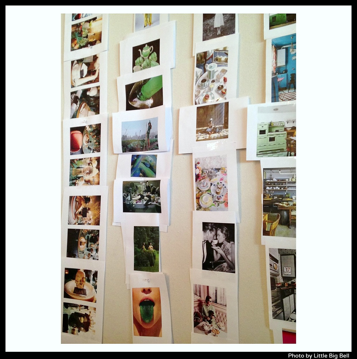 Glamorous Interior Design By Kelly Wearstler: LittleBIGBELL A Visit To Kelly Wearstler's LA Office And