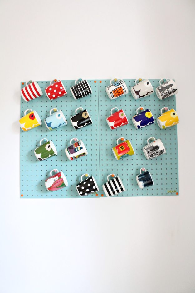 Marimekko-mugs-on-Block-peg-board-photo-and styling-by-Geraldine-Tan-of littlebigbell.com