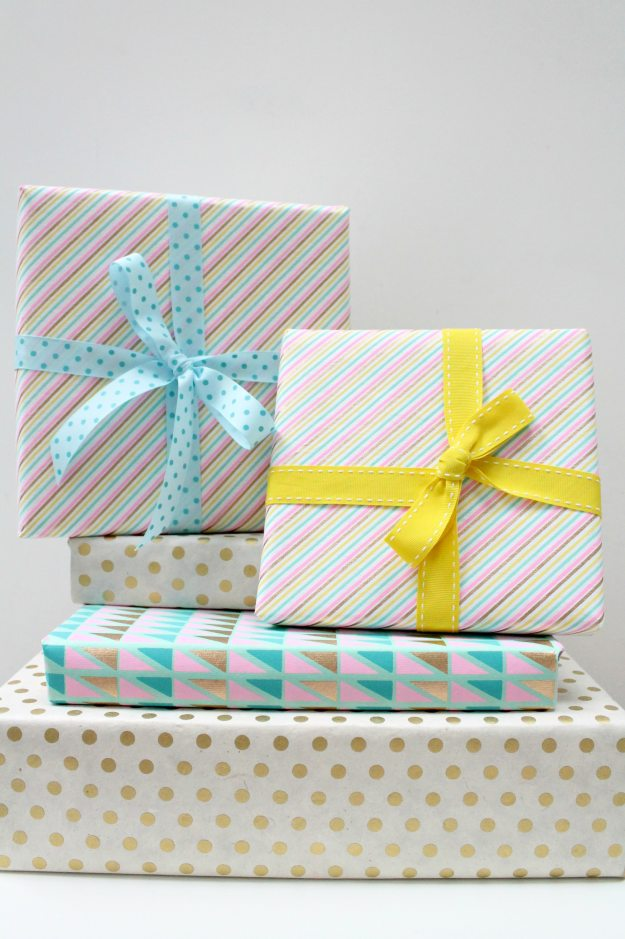 Stripes-and-polka-dot-gift-wrap-Little-Big-Bell