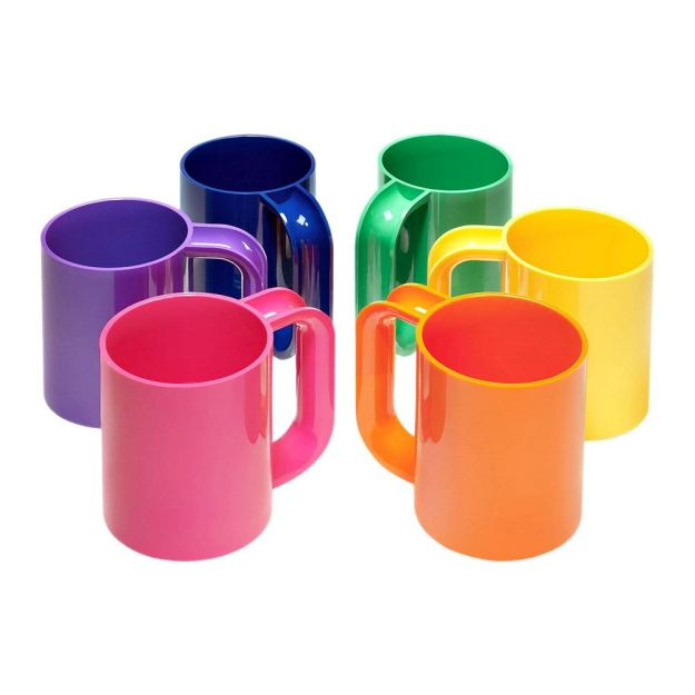 Heller-Vignelli-RainbowMugs-Set