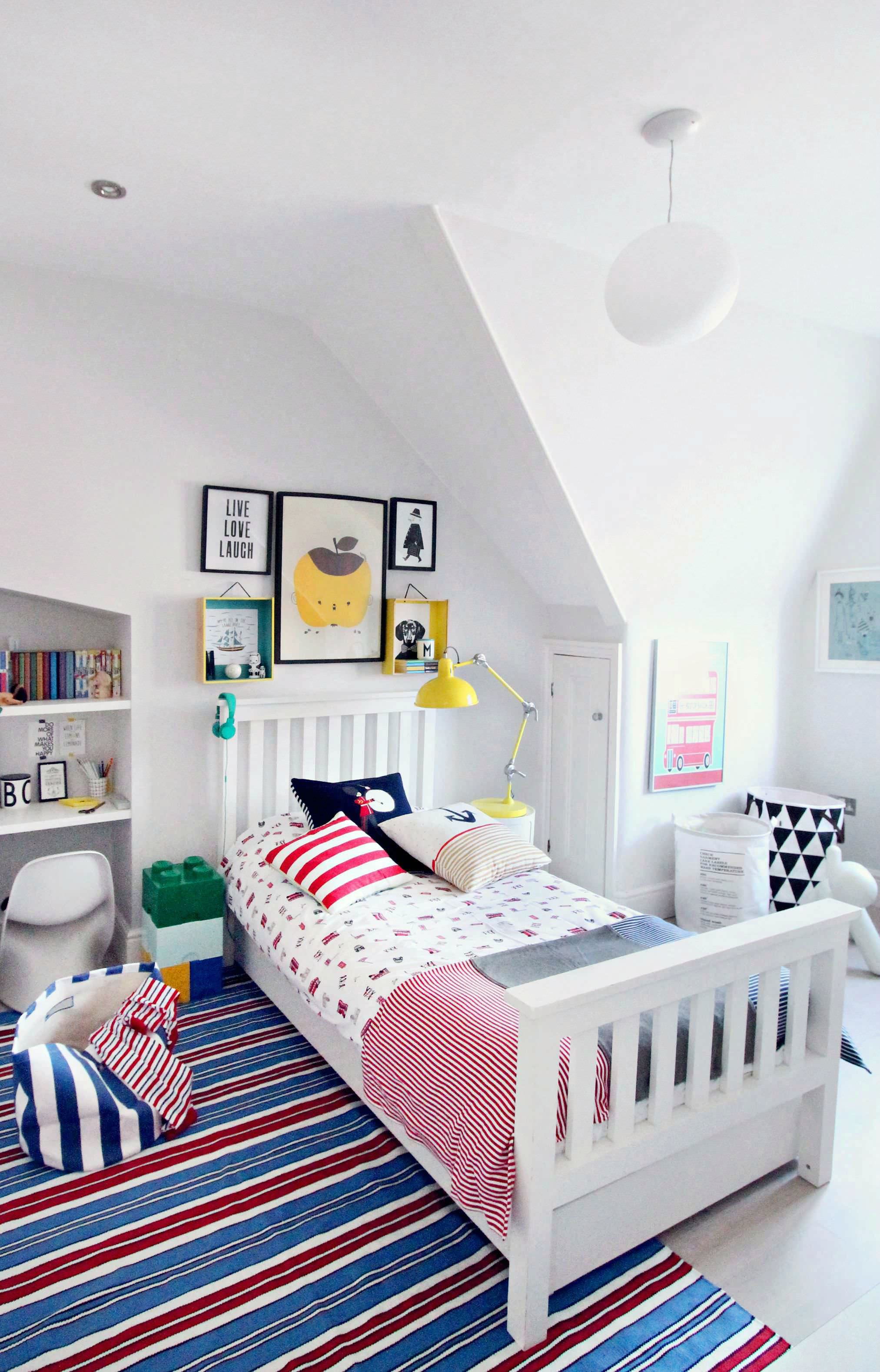 The Little White Company Boys Bedroom B Styled