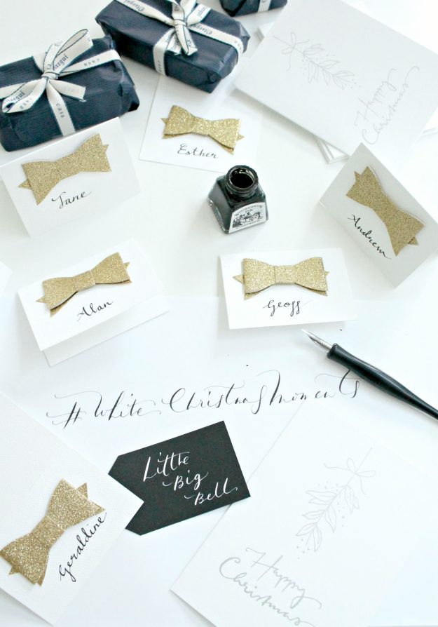 Calligraphy-with-the-White-Company-Little-Big-Bell