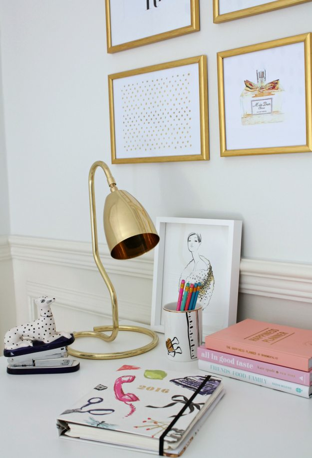 Workspace-with-gold-by-Little-Big-Bell