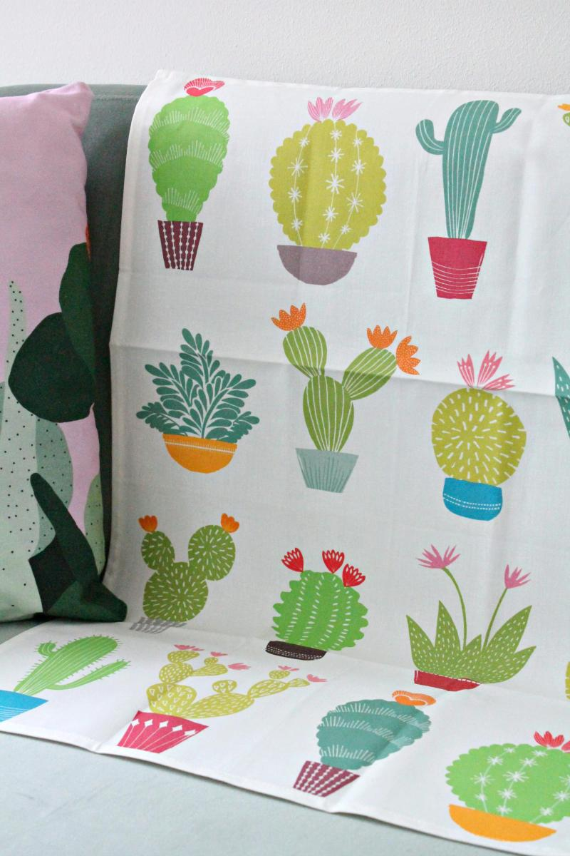 Maggie-Magoo-designs-cacti-tea-towel-photo-by-Geraldine-Tan-Little-Big-Bell