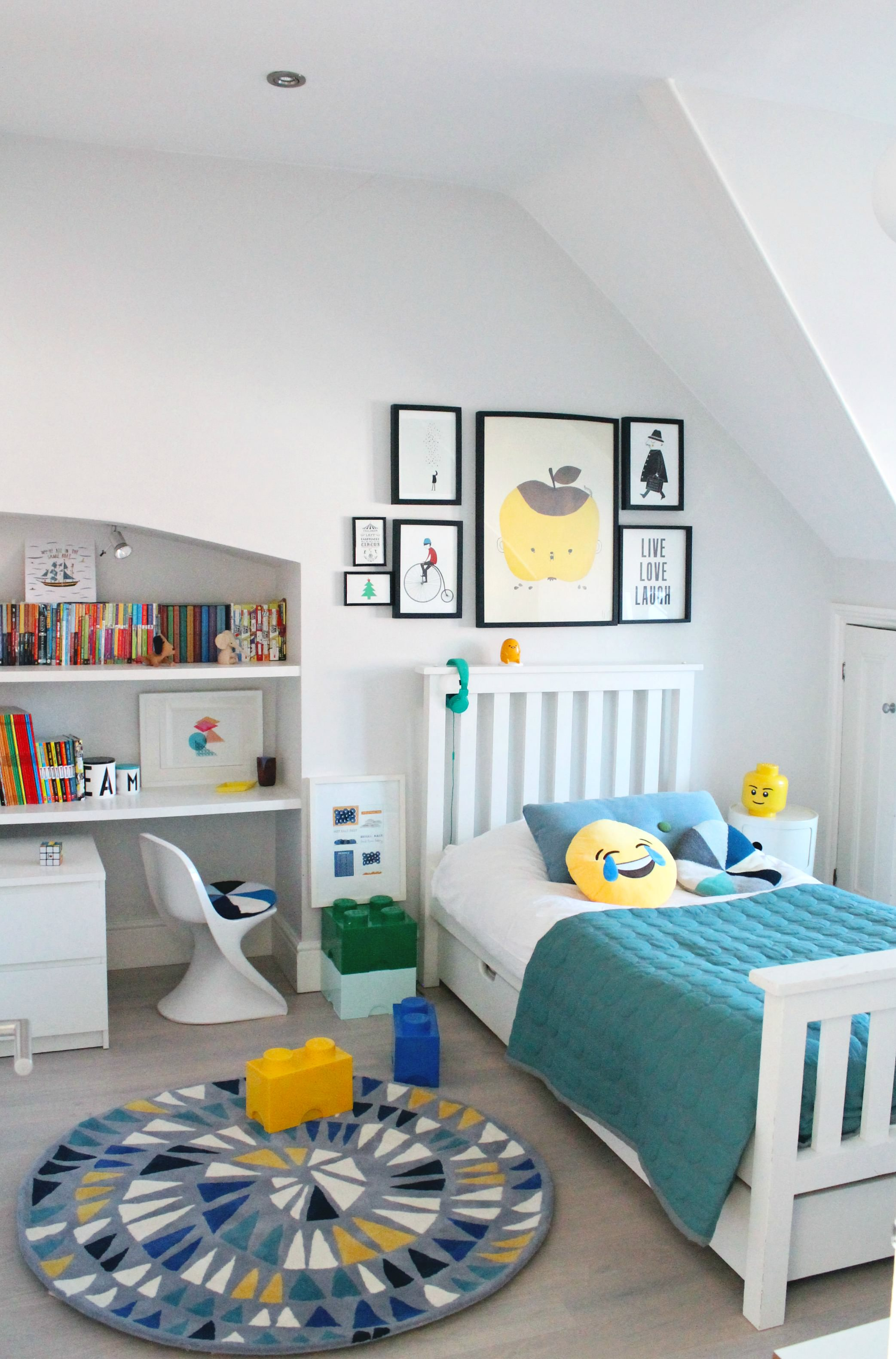 Littlebigbell Boy S Bedroom Ideas Decorating With A Rug