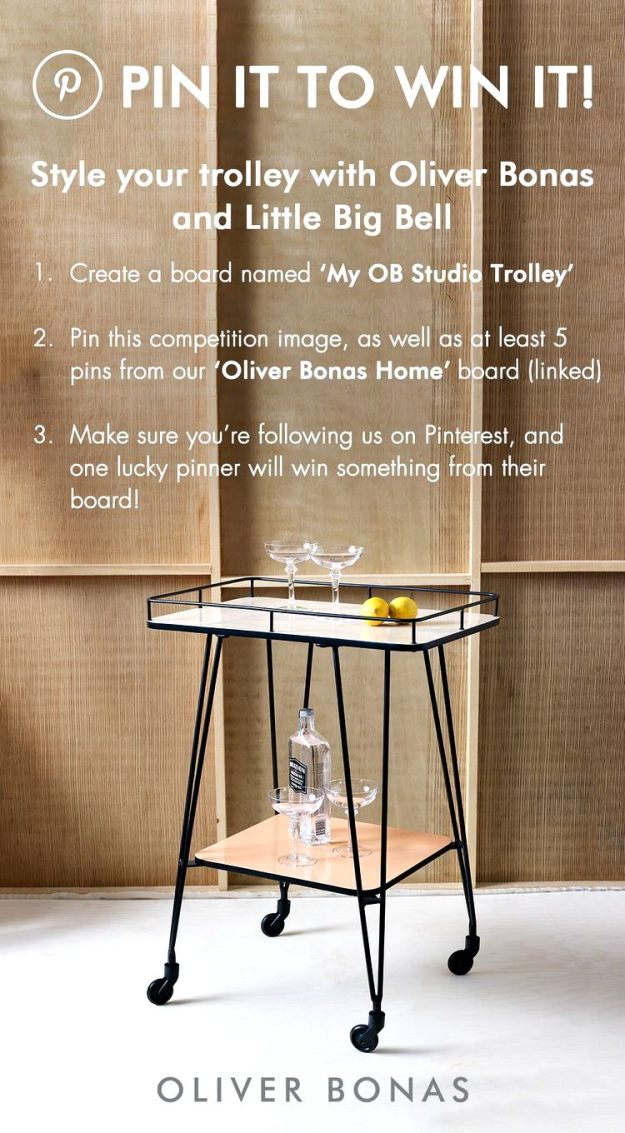 oliver bonas pinterest competition